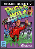Space Quest V: Roger Wilco in The Next Mutation